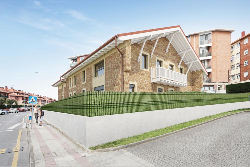 Casa de obra nueva en Berango