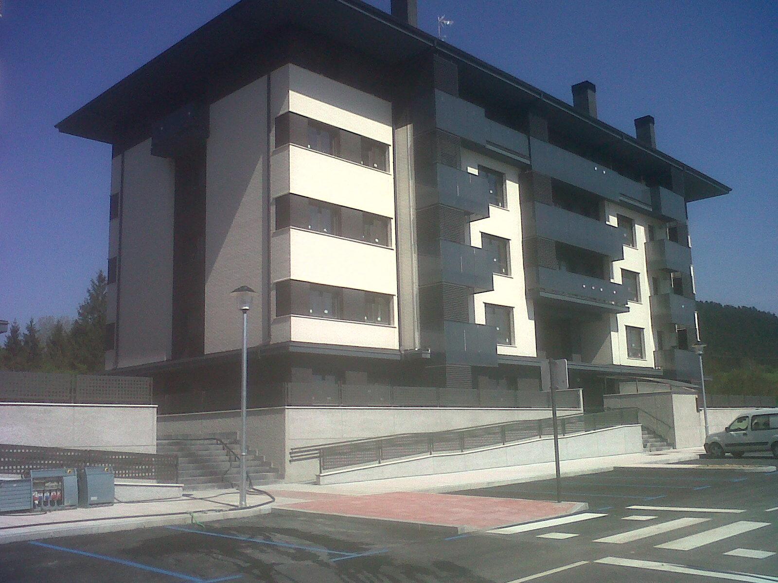 Casa obra nueva Gernika