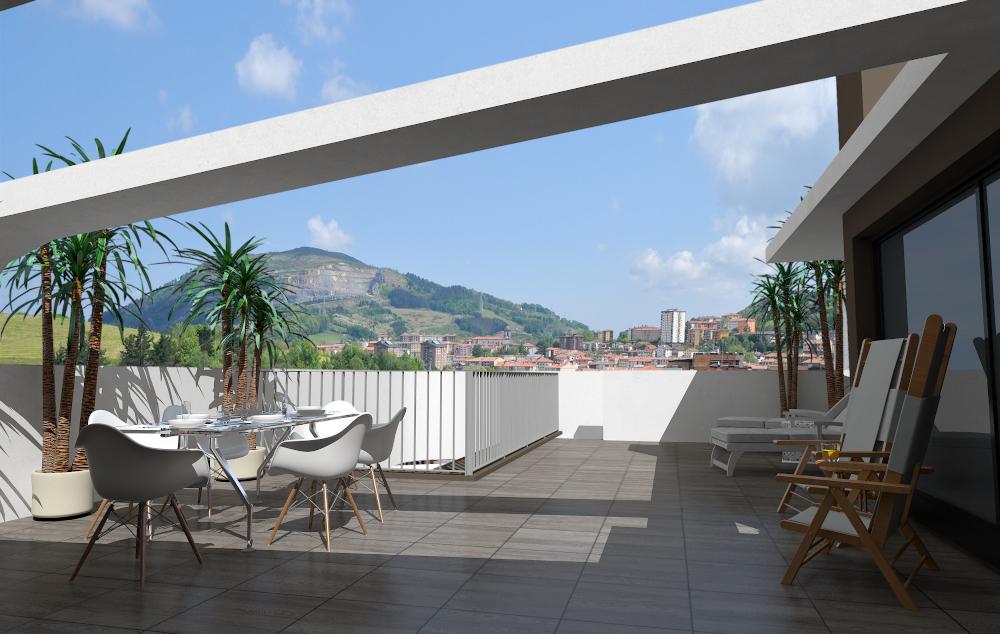 comprar casa obra nueva en Gipuzkoa